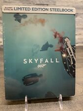 Skyfall Steelbook Blu-ray And Digital 007 James Bond Sold Out At Best Buy