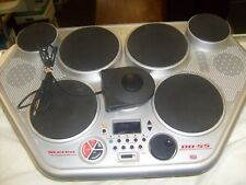 Yamaha DD-55 Digital Percussion Electric Portable Drum Kit With Foot Pedal / g1