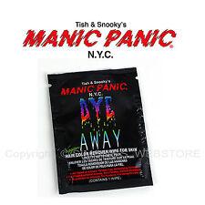 MANIC PANIC  Dye Away, Hair Colour Remover - Salvietta rimuovi Colore Monouso