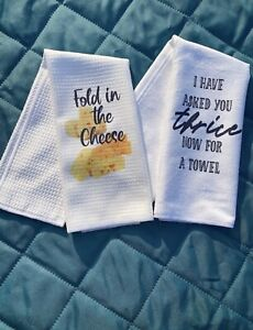 Schitts Creek Towel, Fold in the Cheese, Thrice, Ew David,You get murdered first
