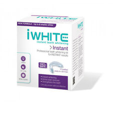 iWHITE INSTANT 10 PCS-kit for teeth whitening,up to 8 shades whiter teeth