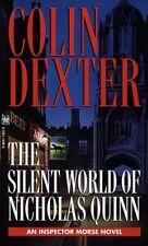 The Silent World of Nicholas Quinn (Inspector Mors