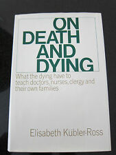 On Death and Dying Kubler-Ross; MacMillan Company, 1969.