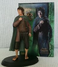 Sideshow weta LOTR Frodo Baggins The fellowship of the Ring