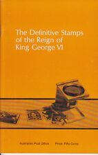 Definitive Stamps of the Reign of King George VI, by Australian Post Office