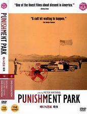 Punishment Park (1971, Peter Watkins) DVD NEW