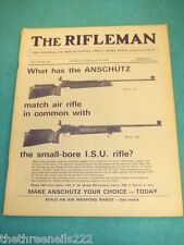 THE RIFLEMAN - ANSCHUTZ YOUR CHOICE AD - JUNE 1970 #476
