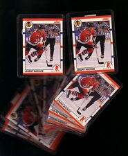 1990-91 Score Jeremy Roenick RC lot  12 cards