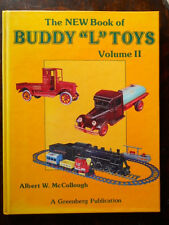 BUDDY L TOYS VOL 2 GREENBERG'S PRICE GUIDE, MINT CONDITION, SIGNED BY THE AUTHOR
