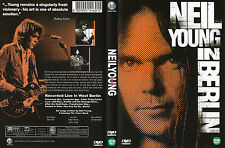 Neil Young - DVD - Recorded Live in West Berlin 1982 - DVD von 2002 - NEU & OVP