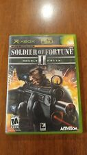 Soldier of Fortune II: Double Helix (Microsoft Xbox, 2003) MAIL IT TOMORROW!