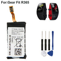 Replacement Battery EB-BR365ABE For Samsung Gear Fit 2 Pro SM-R365 R365 200mAh
