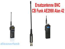 ALBRECHT BNC Ersatz Antenne für CB Hand Funkgeräte AE 2990 AE 2980 Alan 42 95