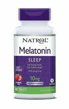 Natrol Mélatonine 10 mg 60 Comprimés - (NTL06211)