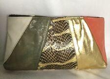 Large SPORTSGIRL Zipped Pouch/Bag Organiser/Makeup/Clutch Bag / Handbag