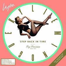 Kylie Minogue - Step Back In Time (2CD) Sent Sameday*