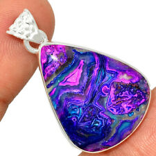Mexican Laguna Lace 925 Sterling Silver Pendant Jewelry AP192092