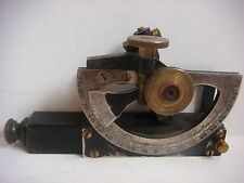 Antique Angle Finder In The Case Rare