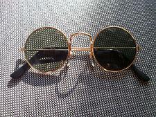 1 Sonnenbrille 70s Style Stil Nr.7 Hippie Goa Brille Retro Vintage rund 70er Psy