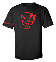 Dodge Challenger Demon SRT  T-shirt Graphic Tee *FREE SHIPPING*