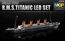 Academy Plastic Hobby Model Kit 1/700 R.M.S TITANIC LED Set Multi Color Part