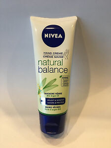 Nivea Handcreme Natural/Balance Bio 100 ml