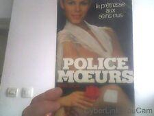 Pierre Lucas pour La pretresse aux seins nus