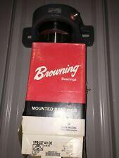 """Browning VPB-227 AH Pillow Block Ball Bearing Concentre 1-11/16"""""""