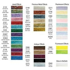 1 Skein DMC Light Effects Cross Stitch Embroidery Thread - Choice of 36 Colours E699