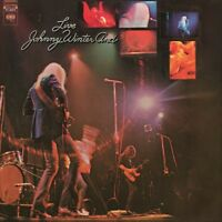 JOHNNY AND WINTER - LIVE  VINYL LP NEU