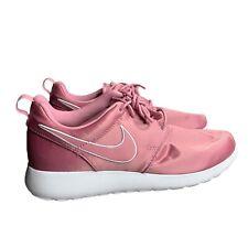 pink nike roshe