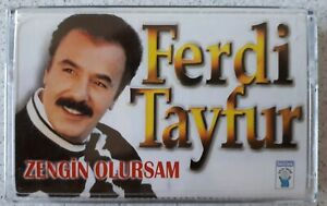 FERDi TAYFUR Kassette, Zengin olursam, Destan Müzik 796.