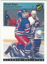 Sergei Zubov 1992-93 Classic #70 Pre-Rookie NM-MT Dallas Stars New York Rangers