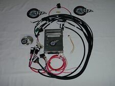 TBI Wiring Harness W/ECM Fuel Injection Wire Harness SBC BBC TBI ENGINE SWAP