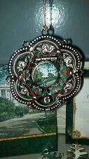 White House Historical Association Christmas Ornament 2005