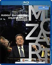 Rudolf Buchbinder Plays Mozart Piano Concertos [New Blu-ray]