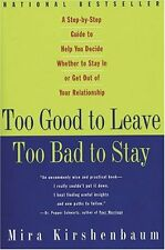 Too Good to Leave, Too Bad to Stay: A Step-by-Step