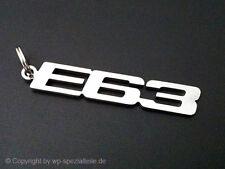 BMW E63 Schlüsselanhänger 630i 645Ci 650i M6 Alpina B6 B6S 1:18 6er Coupe Cabrio