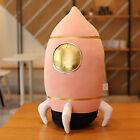 Simulation Space Plush Toys Astronaut Rocket Stuffed Doll Plush Pillow PP Cotton