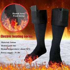 Heated Socks Warm Foot Warmers Electric Warming for Sox Hunting Ice Fishing Boot