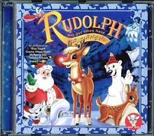 Rudolph mit der roten Nase - Das beliebte Hörspiel zum Weihnachtsfilm (Audio CD)