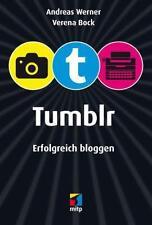 Tumblr von Verena Bock und Andreas Werner (2015, Taschenbuch)