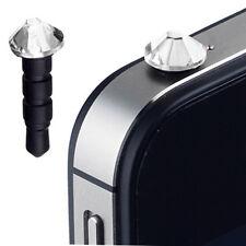 Staubschutz Diamant clear f Samsung Galaxy S5 Active SM-G870 3,5 Klinke Headset