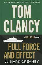 Tom Clancy Full Force and Effect (A Jack Ryan Novel)-ExLibrary