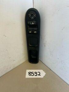 Peugeot 207 Drivers Side Front Door Electric Window Switch Genuine 9654858977
