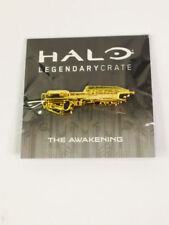 Loot Crate Halo Legendary Crate August 2017 MA5D Assault Rifle Pin Gold Variant