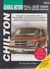 1997 Chevy Express GMC Savana Van Shop Manual Set 97 G1500 G2500 G3500 Chevrolet
