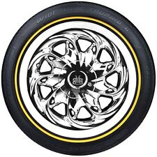 BRAND NEW SET OF 4 225-60R16 Vogue Wide Trac Touring Tyre II White / Gold Tire