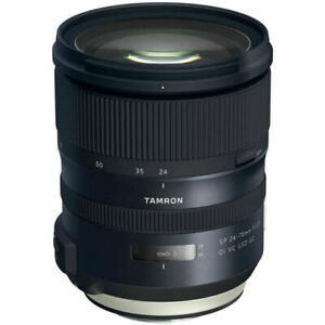 Tamron SP 24 mm - 70mm f/2.8 Di VC USD G2 for Canon