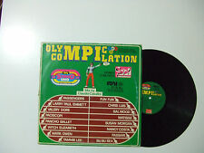 Olympic Compilation - Disco Vinile 33 Giri LP Compilation Mixed ITALIA 1984